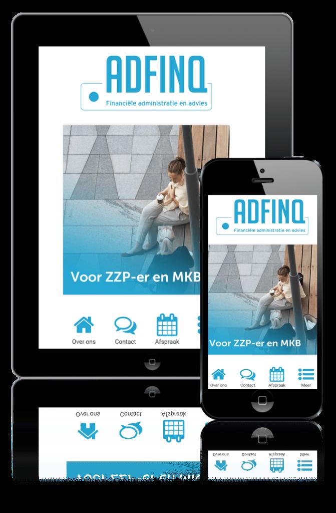 AdfinQ app